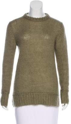 Fendi Mohair & Silk-Blend Sweater