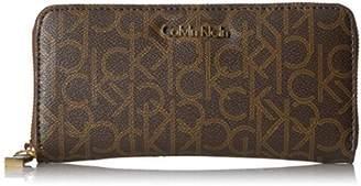 Calvin Klein Women's Key Item Saffiano Wallet