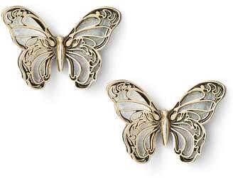 Ralph Lauren Butterfly Stud Earrings