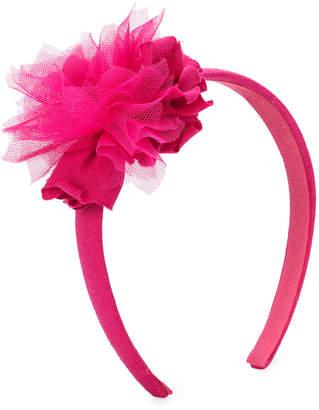 Il Gufo flower detail headband