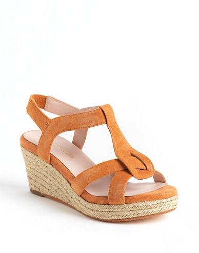 Taryn Rose Karalee Wedge Sandals