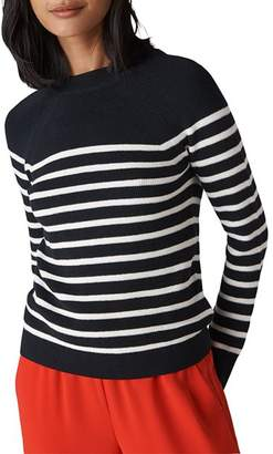 Whistles Sailor-Style Sweater