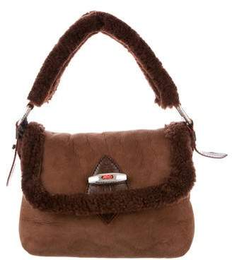 Marc by Marc Jacobs Suede Handle Bag