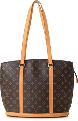 Louis Vuitton Monogram Babylone Tote Bag - Vintage