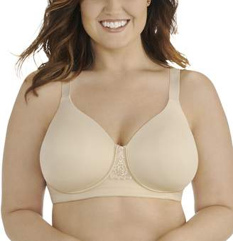 Vanity Fair Women's Plus Size Beauty Back Full Figure Wirefree Bra 71380