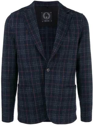 Tonello checked blazer
