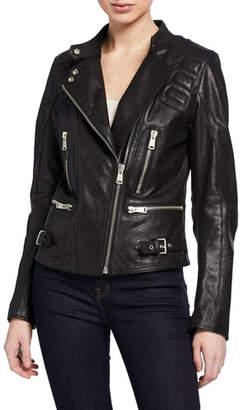 Belstaff Tanfield Leather Moto Jacket