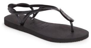 Women's Havaianas Luna Sandal $50 thestylecure.com