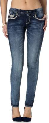 Rock Revival Womens Xia Skinny Jeans