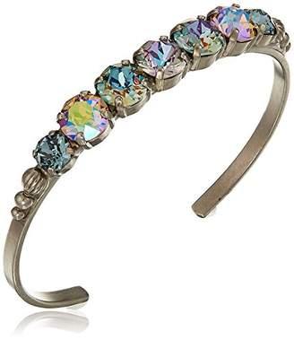 Sorrelli Women's Lilac Cuff Bracelet