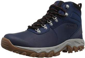 Columbia Men's Newton Ridge Plus II Waterproof Ankle Boot