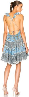 Zimmermann Caravan Tiered Sun Dress $530 thestylecure.com