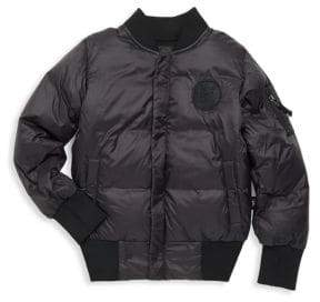 Nununu Boy's Down Bomber Jacket