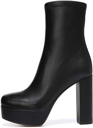 Diane von Furstenberg Yasmine Platform Leather Boots