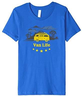 Van Life - Vintage Van Life TShirt