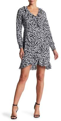 Vero Moda Ruffled Wrap Dress