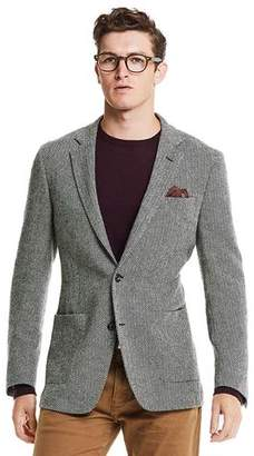 Todd Snyder Made in USA Black Label Sutton Unconstructed Herringbone Sportcoat
