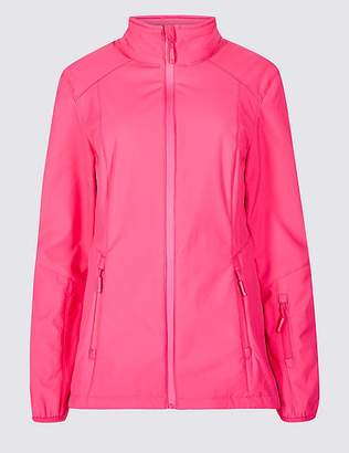 """Marks and Spencer Funnel Neck Jacket with Stormwearâ""""¢"""
