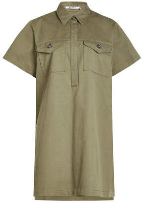 Alexander Wang Shirt Dress with Cotton