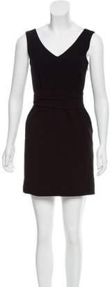 Thakoon Wool Sleeveless Dress