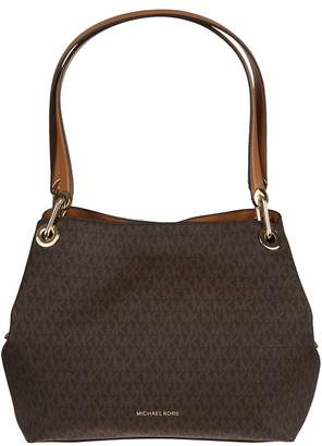 e99617edcf190d Michael Kors Brown Shoulder Bags for Women - ShopStyle UK