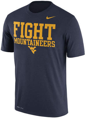 Nike Men's West Virginia Mountaineers Legend Verbiage T-Shirt