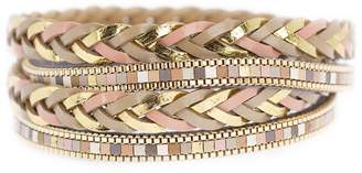 Saachi All Tied Up Wrap Bracelet