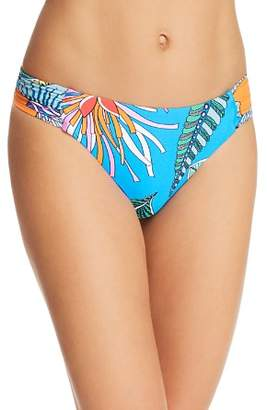 Trina Turk Tahiti Tropical Bikini Bottom