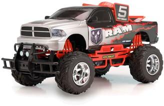 "New Bright 1:10 17"" Radio Control Baja Dodge Ram Vehicle"