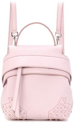 c8734920b740 Pink Leather Backpack - ShopStyle