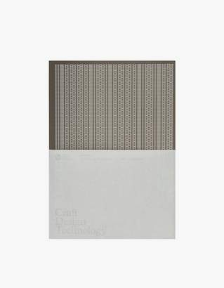 Craft Design Technology A5 Lined Notebook - Dark Grey