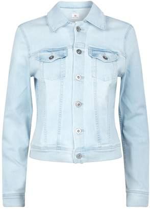 AG Jeans Stone Wash Denim Jacket