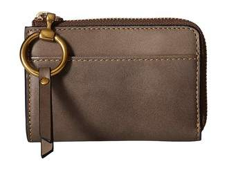 Frye Ilana Harness Small Zip Wallet