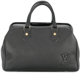 Louis Vuitton Pre-Owned Cuir Cinema Intrigue doctors bag hand bag