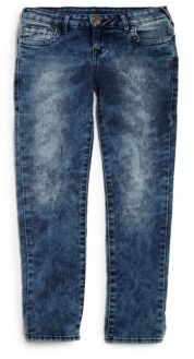 True Religion Toddler's & Little Girl's Casey Skinny Jeans $79 thestylecure.com