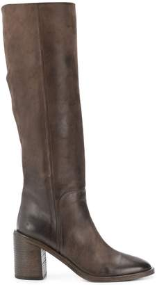 Marsèll knee length heeled boots