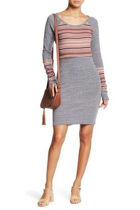 Threads 4 Thought Knit Stripe Dress