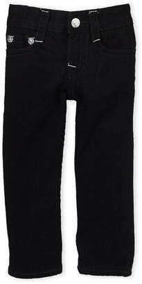 True Religion Toddler Boys) Geno Slim Straight Leg Jeans