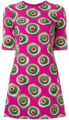 Dolce & Gabbana St. Cassate mini dress