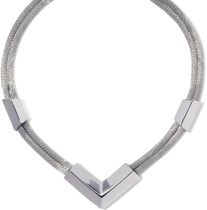 Vince Camuto Clean Slate Collar Necklace