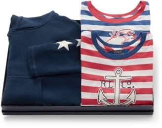 Ralph Lauren Kids T-Shirt 3-Piece Gift Set