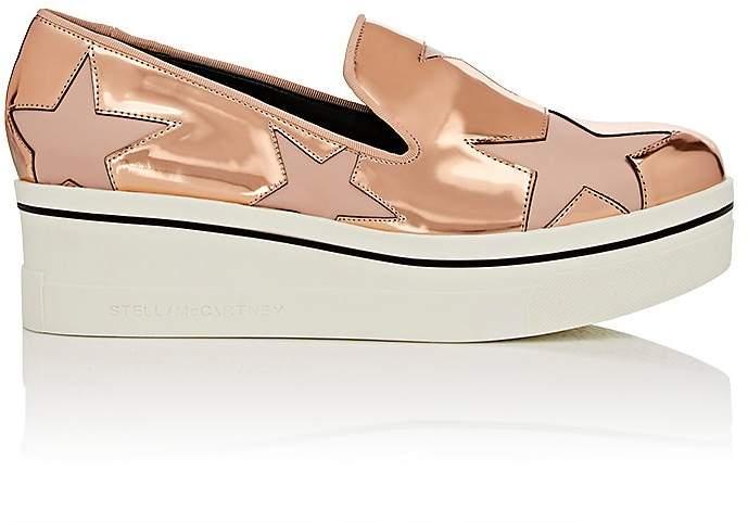 Stella McCartney Women's Binx Platform-Wedge Sneakers