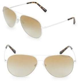 Michael Kors MK5016 60MM Aviator Sunglasses