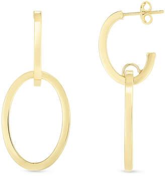 Sphera Milano 14K Italian Gold Earrings