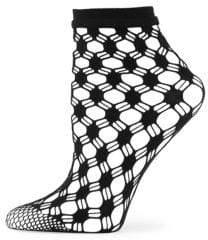 2c2ce686e0e ... Wolford Athina Net Ankle Socks