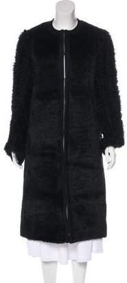 Joseph Alpaca-Wool Blend Long Coat