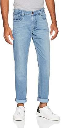 Atelier GARDEUR Men's Bill-6 Cool Denim Straight Jeans,31 W/34 L