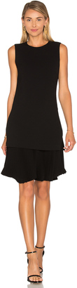 Theory Malkan P Dress $395 thestylecure.com