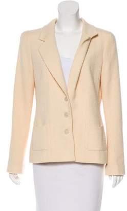 Chanel Wool Tweed Blazer