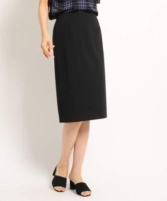 INDIVI (インディヴィ) - INDIVI マドラスチェックタイトスカート